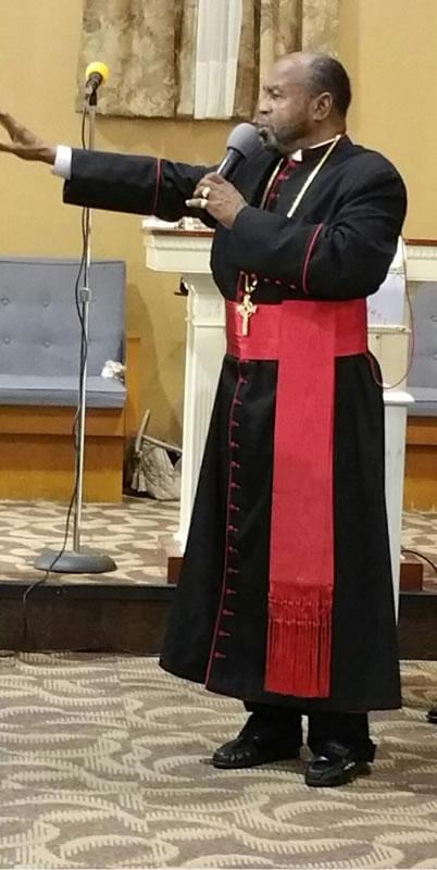 bishop-SERMONS